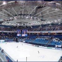 Дворец Зимнего спорта «Айсберг» :: СветЛана D