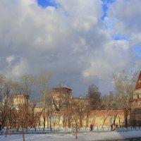 Симонов монастырь :: Игорь Егоров