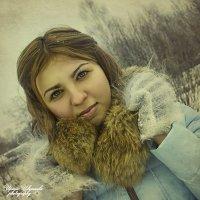 Мороз... :: Ирина Цветкова