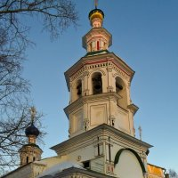 Церковь Димитрия Прилуцкого на Наволоке :: Сергей Голубцов