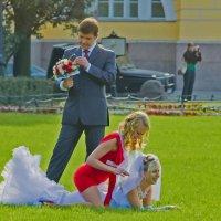 Ничего не вижу... :: Владимир