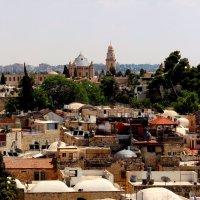 Сионский холм и храм Успения :: Александра