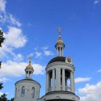 Церковь Влахернской Иконы Божьей Матери :: Анастасия