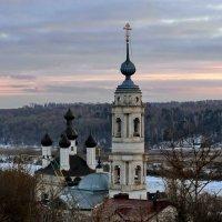 церковь Спаса Преображения г. Калуга. Первое упоминание о ней в 1626 году. :: Тамара Бучарская