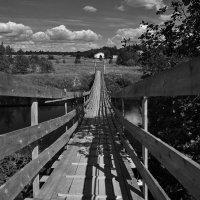 Подвесной мост... :: VADIM *****