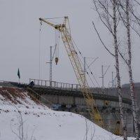 Мост. :: александр цуканов