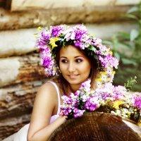 цветочная фея :: Лана Lavin
