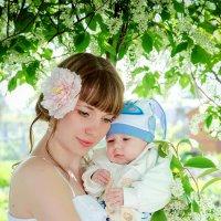 Материнство :: Екатерина Тырышкина
