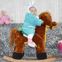 на коне :: Руслан Латыпов