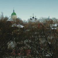 Панорама Зарайска :: Дмитрий Сорокин