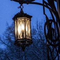 Волшебный фонарь :: Екатерина Погребная