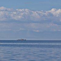 Между небом и водой :: val-isaew2010 Валерий Исаев