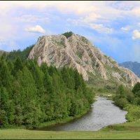 За Семинским перевалом :: Владимир Юдин