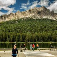 The Alps 2014 Italy Misurina 2 :: Arturs Ancans