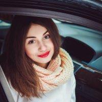 в машине :: Татьяна Садыкова