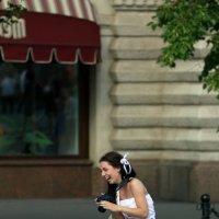 фото-графиня выпускница :: Олег Лукьянов
