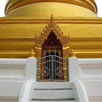 Таиланд. Бангкок. Ремонт ступы закончен :: Владимир Шибинский