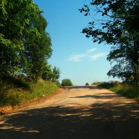 Просёлочная дорога :: Grey Bishop