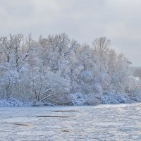 зимнее  утро. :: Валера39 Василевский.