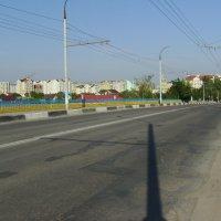 Автомост  в  Ивано - Франковске :: Андрей  Васильевич Коляскин