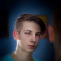 Младший.. :: Александр Мясников