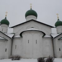 Православная архитектура :: BoxerMak Mak