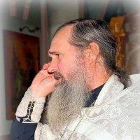 Священик... :: Наталья Агеева