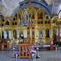 Храм во имя святых Иоакима и Анны :: Сергей Сёмин