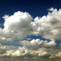 Ванильные облака :: Назар