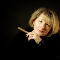портрет женщины :: Мария Корнилова