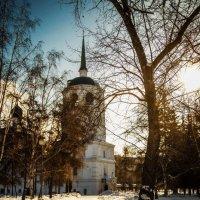 Спасская церковь :: Светлана Светлакова