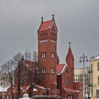 Красный Костел :: Ирина Приходько