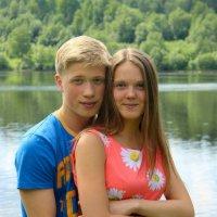 Мария и Даниил.. :: Александра Ермолова