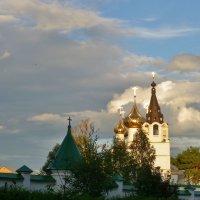 Летний вечер вдали от суеты. :: Святец Вячеслав