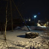 ночь, новый год :: Ruslan M