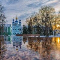 Утренний оттиск :: Валерий Горбунов
