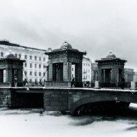 Мост Ломоносова :: Николай