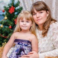 Мама и дочка :: Elena Gubar