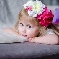 Мой цветочек :: Elena Gubar