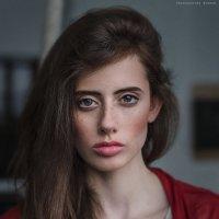 Настя :: Дмитрий Бегма