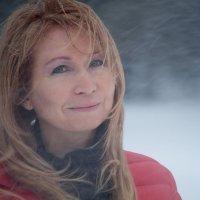 В плену у снега... :: Елена
