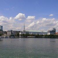 Лето в Гамбурге :: Алёна Савина