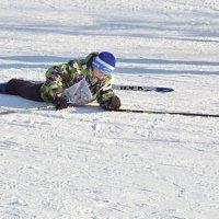 Лыжник. :: Татьяна Кошкина