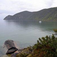 Байкальская дымка :: Ольга