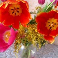 Весенний букет :: Елена Семигина