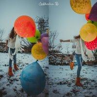 Раскрась зиму) :: Catherine B