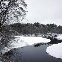 Река Врёвка :: Елена Павлова (Смолова)