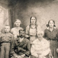 Семья моей прабабушки :: Юрий Рачек