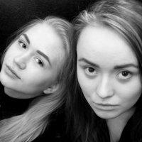 Мария и Людмила :: Наталья Дмитриева