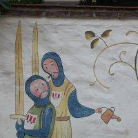 Рыцари - садоводы :: Дмитрий Лебедихин